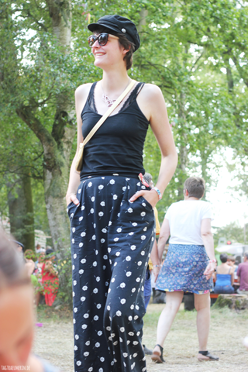 Sommer Festival Outfit